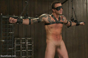 External link to Bound Gods - Chris Jensen Bound and Beaten